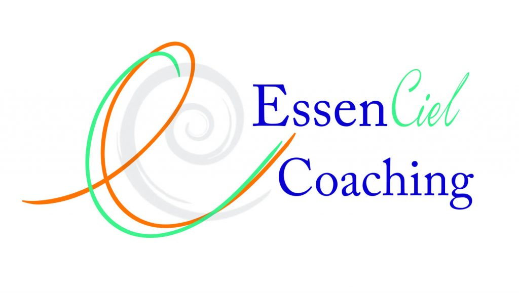 Logo EssenCiel Coaching, coach en transition de vie professionnelle et personnelle.